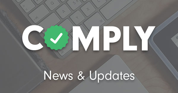 Comply News and Updates