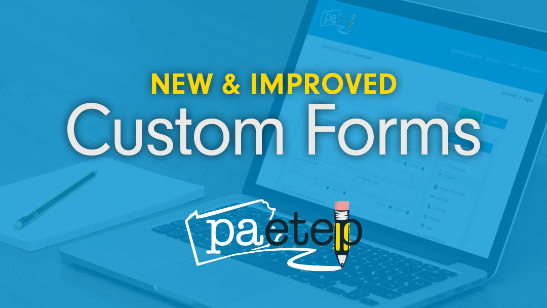 Custom Forms Feature